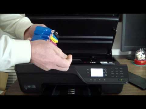 HP Officejet 4620 Unboxing & Setup