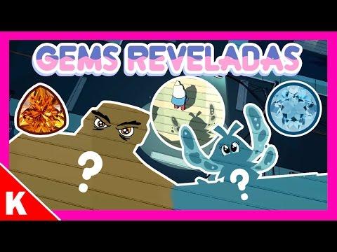 Steven Universo -  REVELADAS AS NOVAS GEMS! ? Doug Out, The Good Lars, Are You My Dad, I Am My Mom