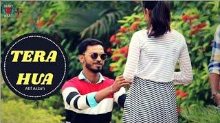 Tera Hua |Atif Aslam | Loveratri Movie | Aayush Sharma | Warina Hussain|Heart Beat|Raj and Anu