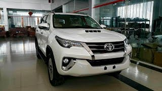 The 2017-2018 Toyota Fortuner Top Spec | Full Option Review