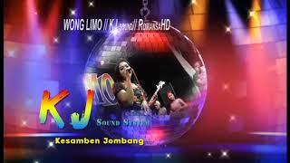 Gambar cover WONG LIMO. KARANG CINTA. Voc: Endang Andarista