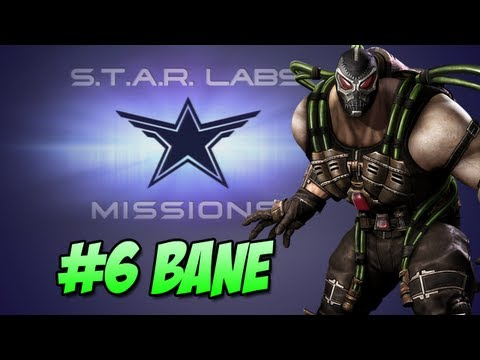 Star Labs - Injustice Gods Among Us - Injustice Gods Among Us  Star Labs #6 Bane