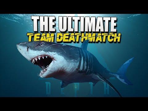 The ULTIMATE DEEP SEA Team Deathmatch! (Depth)