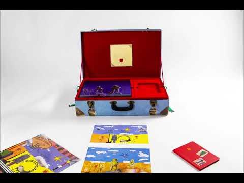 Jeff K - Unbox Paul McCartney's 'Egypt Station - Traveller's Edition'