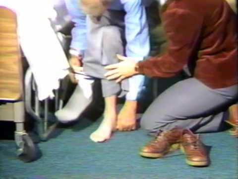Bobath Techniques For The Stroke Patient Part3 Youtube
