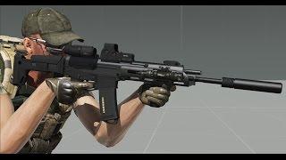 АРМА 3 Видео обзор классного мода НАТОвского оружия и нового острова