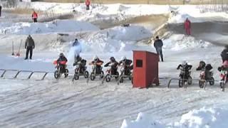 Мотоспорт. Кубок России в Люберцах