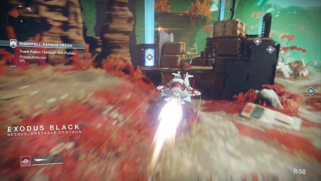 Destiny 2: Exodus Crash Prestige Nightfall Strike Is Still
