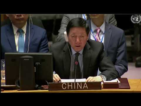 UNSC: (Part 2) Emergency Meeting on Assad's Use Of Chemical Weapons In Syria.