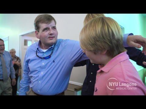 Patrick Hardison's Face Transplant: One Year Later