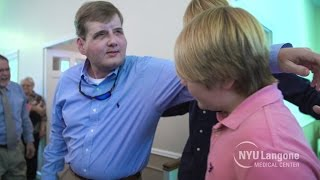 Patrick Hardison's Face Transplant: One Year Later
