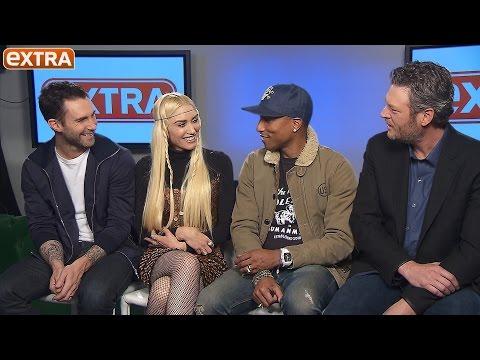 How Blake Shelton Wants to Keep Gwen Stefani on 'The Voice' Next Season