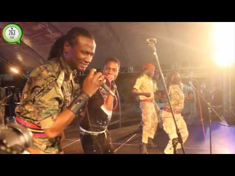 Jah Prayzah Thrills Fans During Star FM's 5th Anniversary #263Chat