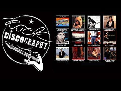 Bruce Springsteen (Discography)