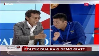 PANAS! Jansen Sitindaon dan Adian Napitupulu Saling Serang soal Lahan Prabowo - Special Report 01/03