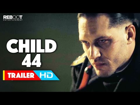 'Child 44' Official Trailer #1 (2015) Tom Hardy, Noomi Rapace, Gary Oldman Movie HD