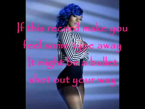 K  Michelle - U gonna learn today