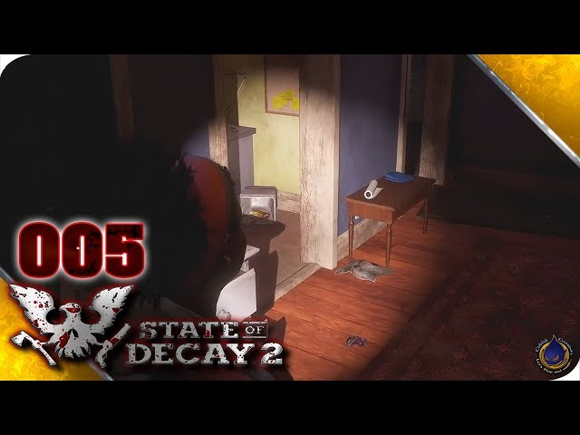 Let's Play STATE OF DECAY 2 💀 [005] Bei Hempels unterm Sofa