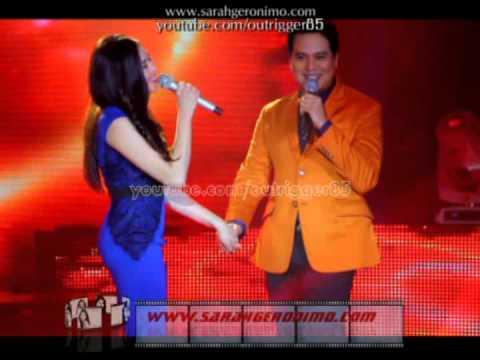 Sarah Geronimo & John Lloyd Cruz - It Takes A Man And A Woman duet [theme song] OFFCAM (10Feb13)