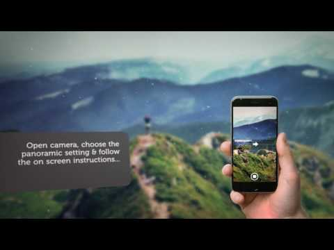 Print Panoramic Photos from your smartphone or camera device