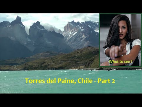 (HD) Torres del Paine (Chile) - Part 2 : Amazing roadtrip