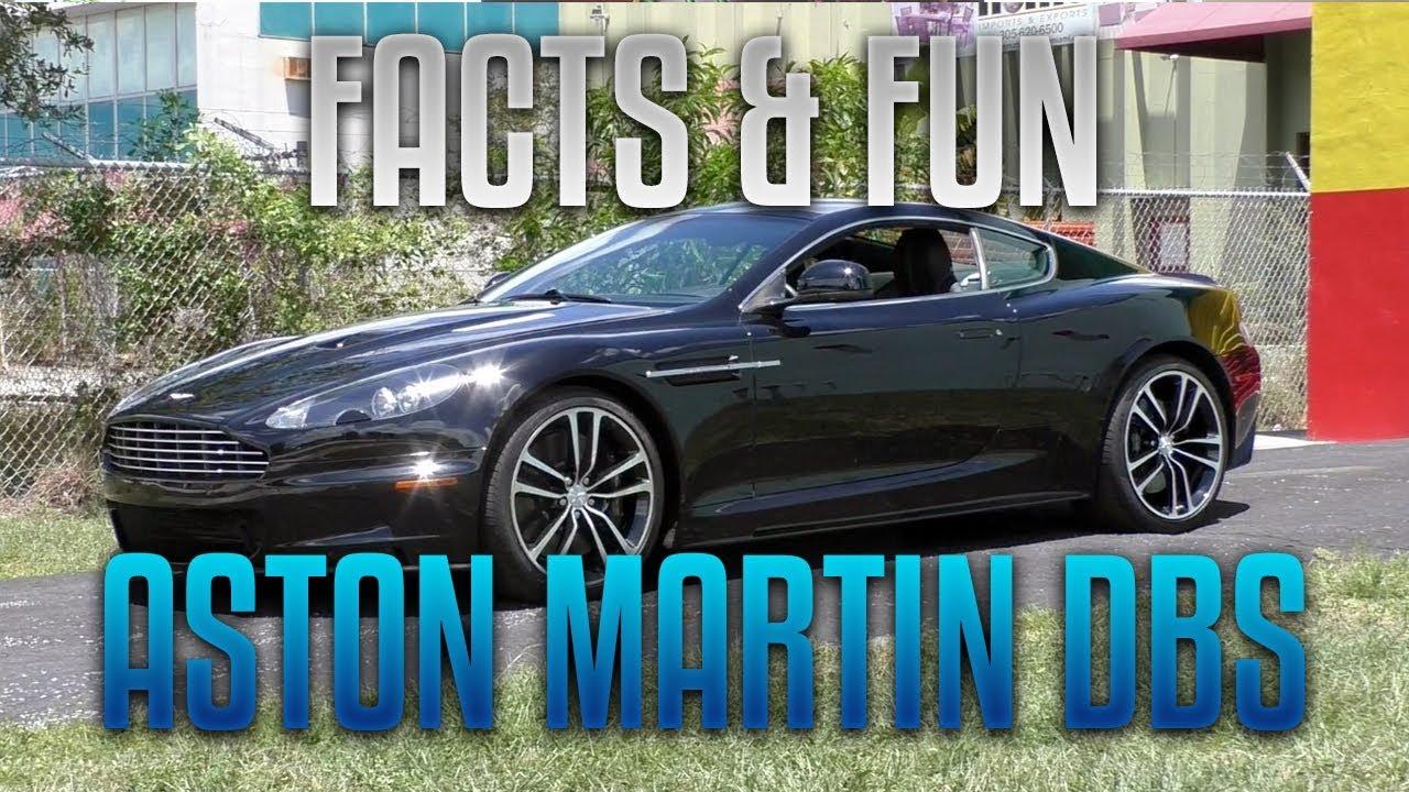 The Bm Facts Fun Aston Martin Dbs Vlog 081 English Captions Youtube
