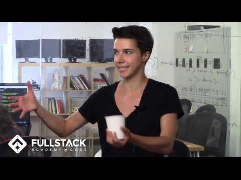 Fullstack Academy Alumni Stories: Emily Chesler (fullstack developer at Yhat)