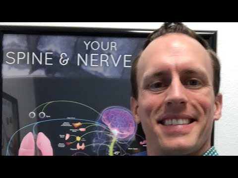 Have you had your nervous system checked?