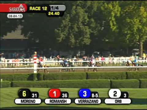 Will Take Charge - 2013 Travers (G1)