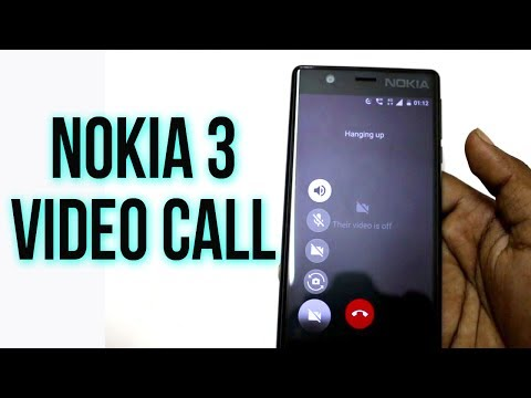 How to make video call from Nokia 3 Using Jio in Hindi | Android buddy
