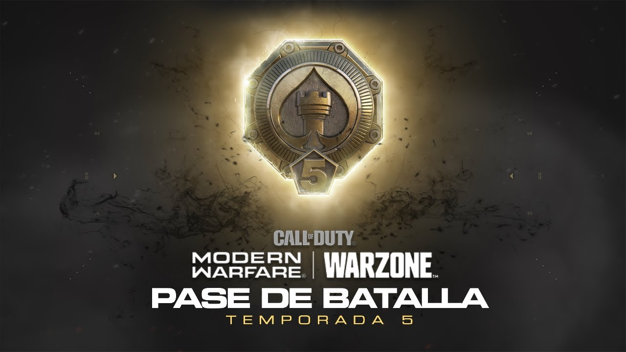 Call of Duty®: Modern Warfare® y Warzone - Tráiler del Pase de Batalla de la Temporada cinco