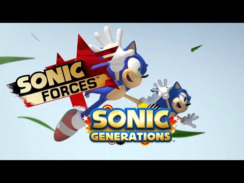 Sonic Generations Intro But It Has The Sonic Forces Main Theme