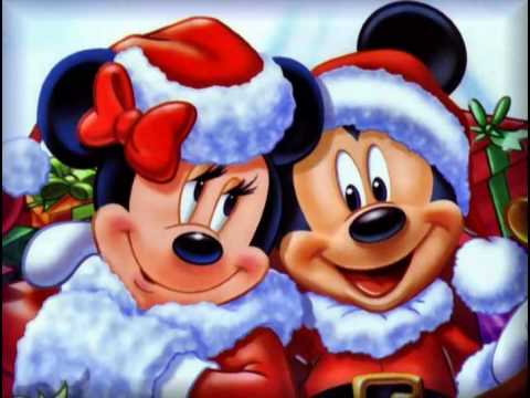 Christmas with disney here comes santa claus youtube - Minnie mouse noel ...