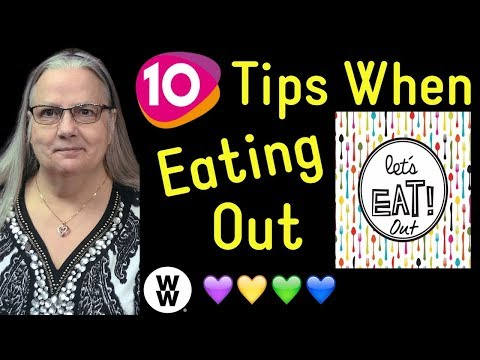 10 Tips for Eating Out