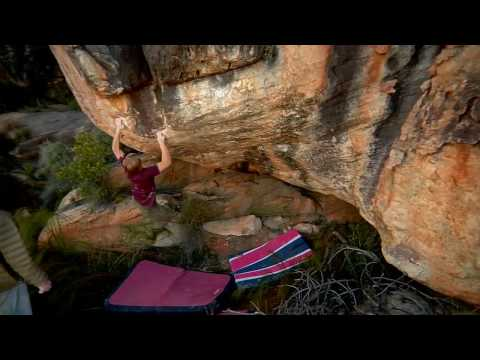 Nalle Hukkataival Bouldering In Rocklands