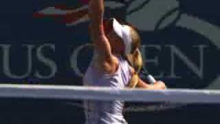 2010 Olympus US Open Series: Women