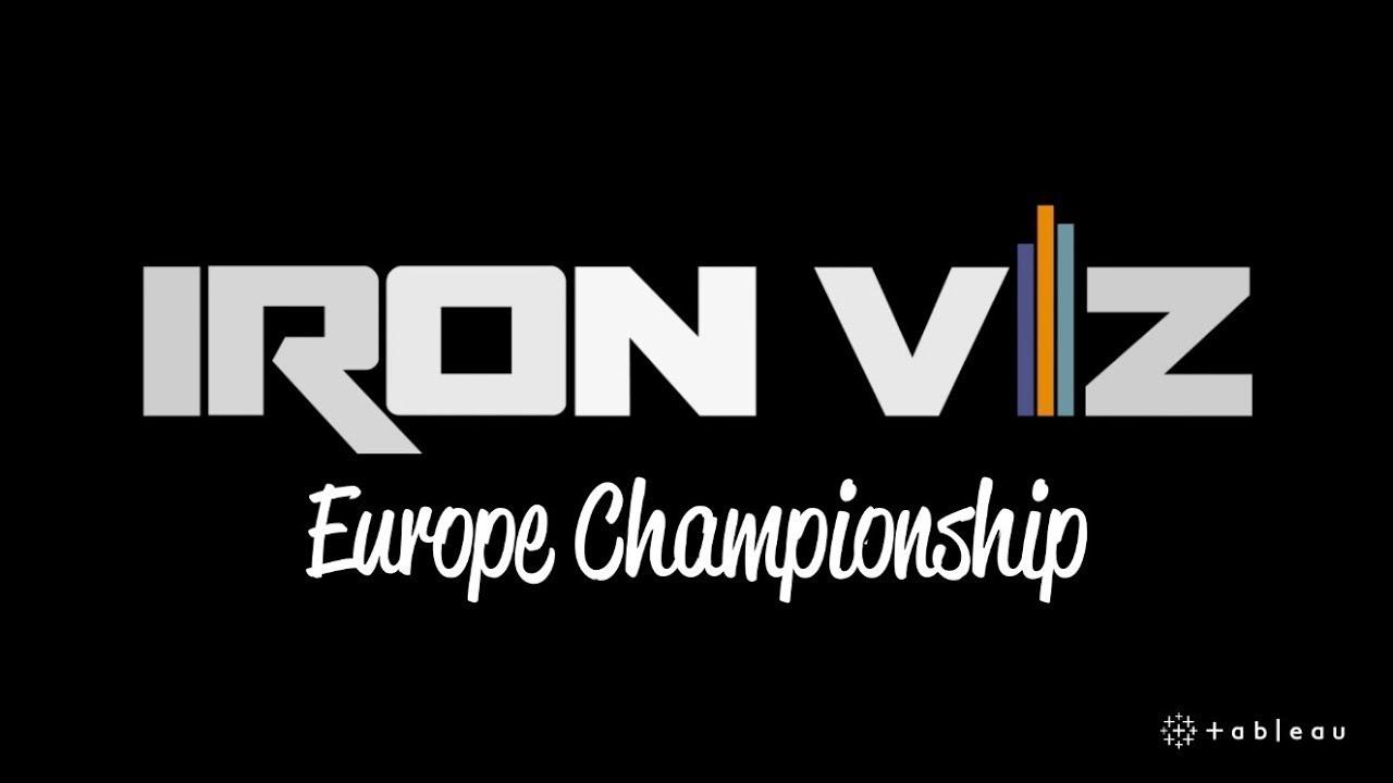 TC Europe Iron Viz Highlights