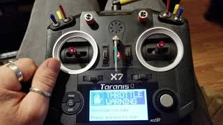 Download Switch Sounds On The Taranis Qx7 And Motor Beacon