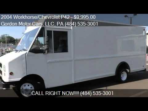 2004 Workhorse/Chevrolet P42 for sale in Plymouth Meeting, P