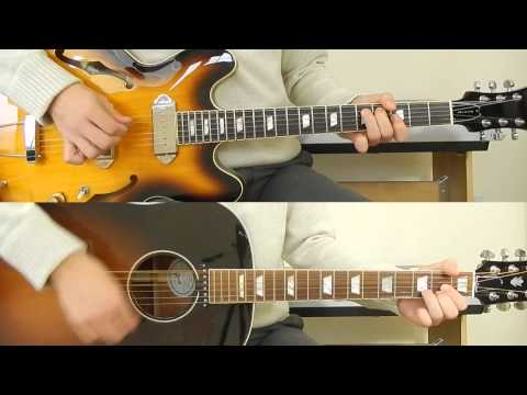 The Rolling Stones - (I Can't Get No) Satisfaction - Guitar Cover