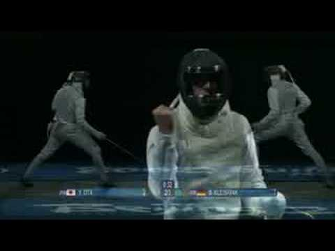 Japan vs Germany - Fencing - Men
