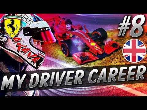 SPRINT RACE!!! DISASTER STRIKES IN THE RACE.... - F1 MyDriver CAREER S8 PART 8: BRITAIN