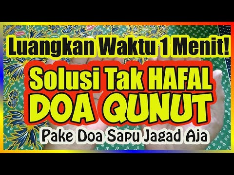 Pratek Sholat Subuh Tanpa Doa Qunut.