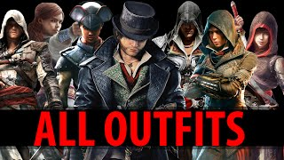 Assassin's Creed Syndicate - All Outfits Unlocked and Legacy Outfits [COGINC]