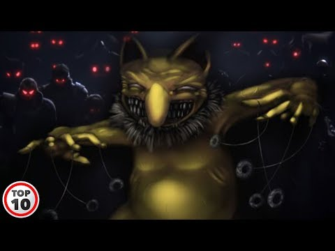 Top 10 Scariest Pokemon Creepypastas - Part 3