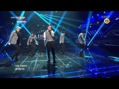 MBLAQ Be A Man Live Music Bank