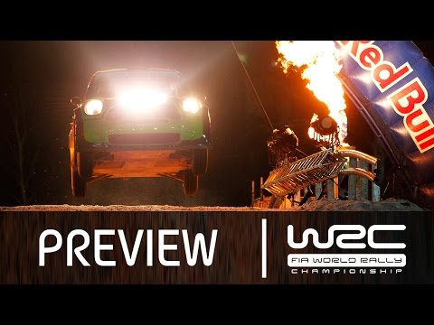 VIDEO | WRC – Rally of Sweden Preview