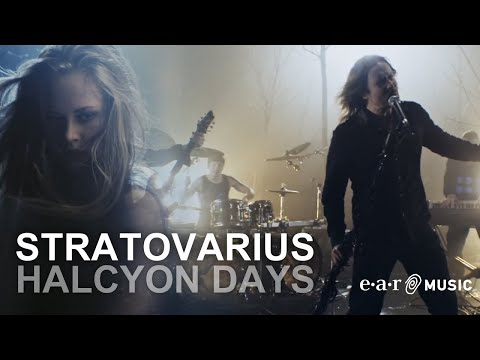 "Stratovarius - ""Halcyon Days"" - Official Music Video (HD)"