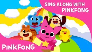 See You Again, Pinkfong | Sing along with Pinkfong | Pinkfong Songs for Children