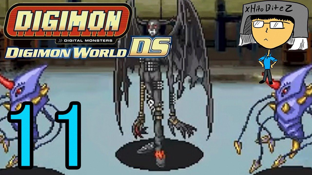Lopmon digimon world ds